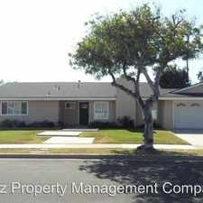 Rental info for 5081 Casa Oro Dr.