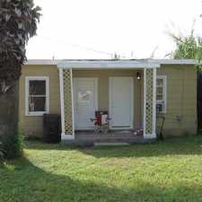 Rental info for 721-727 Savage in the Corpus Christi area