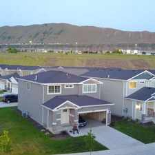 Rental info for 14773 S Rising Star Way