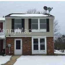 Rental info for 3/1 Townhome with upgrades