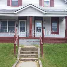 Rental info for 602 Lincoln Street in the Indianapolis area