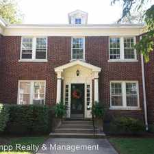 Rental info for 2432 Glenmary Avenue - B1 in the Cherokee Triangle area