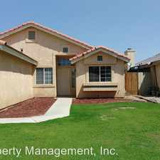 Rental info for 8000 RIVER MIST AVE. in the Bakersfield area