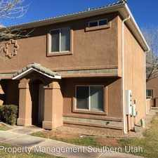 Rental info for 441 E Sunland Dr #9