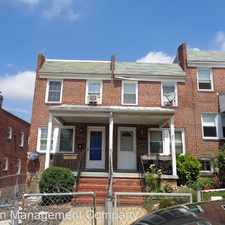 Rental info for 1340 W 37th in the Hampden area