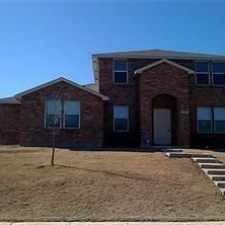 Rental info for 3005 Amber Waves Ln in the Dallas area