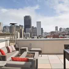 Rental info for 567 Vallejo St #PH500 in the North Beach area