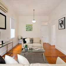 Rental info for Charming Inner City Home! in the Brisbane area