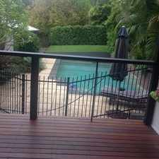Rental info for IT IS ALL ABOUT LIFESTYLE! HIGHLY SOUGHT AFTER AREA IN BARDON - FABULOUS BACK YARD WITH INGROUND in the Bardon area