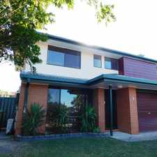 Rental info for CHARMING 3 BEDROOM TOWNHOUSE IN A SMALL COMPLEX A MUST TO INSPECT!