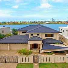 Rental info for LARGE FAMILY HOME WITH GORGEOUS SKYLINE VIEWS in the Carrara area