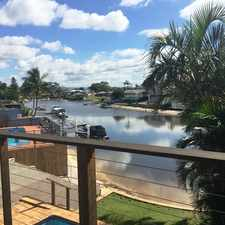 Rental info for Waterfront Home in Great Location