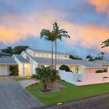 Rental info for SUPERIOR FAMILY HOME - BIG CORNER BLOCK in the Gold Coast area
