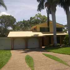 Rental info for LARGE FAMILY HOME IN FRENCHVILLE in the Rockhampton area