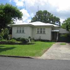 Rental info for Great Home In Rangeville! in the East Toowoomba area