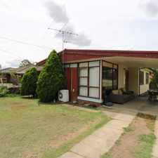 Rental info for SPACIOUS THREE BEDROOM HOUSE in the Heckenberg area
