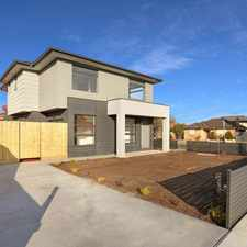 Rental info for BRAND NEW EXECUTIVE TOWNHOUSE!