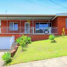 Rental info for Neat & Tidy Home in the Sydney area
