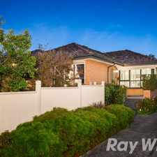 Rental info for EASY LIVING IN A LIFESTYLE LOCATION in the Yallambie area