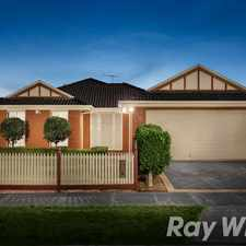 Rental info for Convenient and Central Living - Mill Park Lakes Estate in the Melbourne area