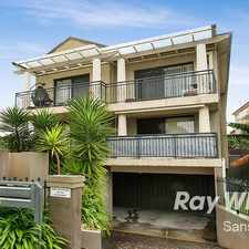 Rental info for Location At Its Best in the Sans Souci area