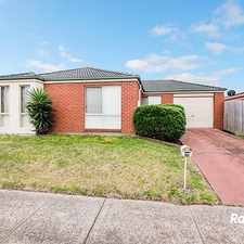 Rental info for UNDER APPLICATION WITH CASEY'S NUMBER 1 AGENT in the Cranbourne area