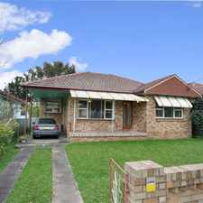 Rental info for Renovated Home in a great Location!! in the Canley Heights area