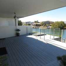 Rental info for EXECUTIVE WATERFRONT TOWNHOUSE in the Gold Coast area