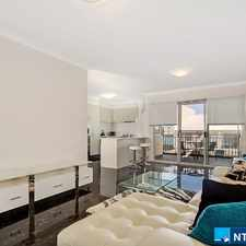 Rental info for STUNNING APARTMENT!! in the Perth area