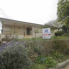 Rental info for Central Location - Big Block - Shed - Walk to Trai in the Armadale area