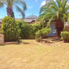 Rental info for PRICE REDUCED!! in the Warnbro area