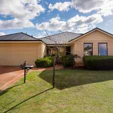 Rental info for HOME OPEN SATURDAY 16/09/2017 BETWEEN 2.20PM - 2.30PM in the Perth area