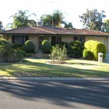Rental info for A FAMILY HOME WITH EVERYTHING in the Coodanup area