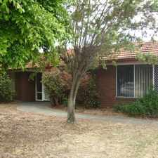 Rental info for SPACIOUS 3 BRM HOUSE in the Warwick area