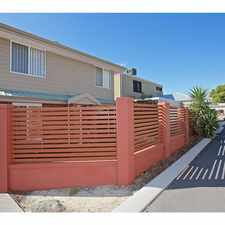 Rental info for SPICK N SPAN TOWN HOUSE