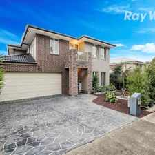 Rental info for STUNNING HOME, QUALITY LIVING! in the Melbourne area