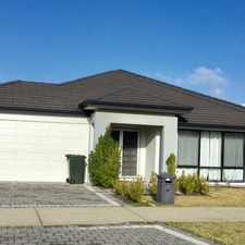 Rental info for Big Family Home Opposite Family Park in the Piara Waters area
