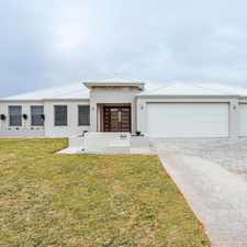 Rental info for Breath taking family home. in the Madora Bay area