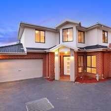 Rental info for Near new four bedroom home in the Melbourne area