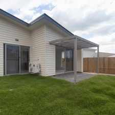 Rental info for NEAR NEW - PET FRIENDLY! in the Coomera area