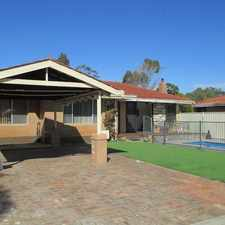 Rental info for Beautifully renovated family home available for long lease