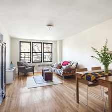 Rental info for 1st Ave & E 15th St in the New York area