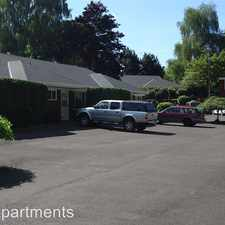 Rental info for 3950 SE Francis Apt # 8 in the Portland area