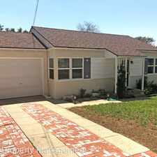 Rental info for 7536 Kyle St. in the Sunland-Tujunga area