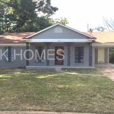 Rental info for Awesome Home For Rent in the Memphis area