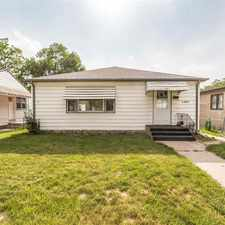 Rental info for 1907 S Menlo Ave in the Sioux Falls area
