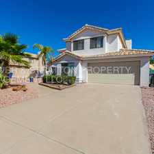 Rental info for 3129 N 64TH ST - 3BR 2.5BA - Power/McDowell - GREAT HOME TO MOVE INTO! CLOSE TO 202 & SHOPPING - READY TO MOVE IN! CALL TODAY!