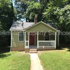 Rental info for 3/2 House Blocks from the Beltline! in the Hunter Hills area