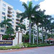 Rental info for Royal Palms
