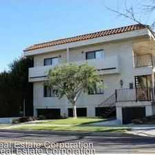 Rental info for 3102 Bagley Avenue in the Los Angeles area
